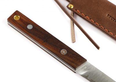 Ryusen | Jonnie Boer knives | Foodie Records